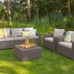 California 3 seater set