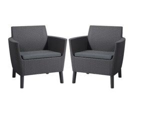 Salemo Duo (2 chairs in box)