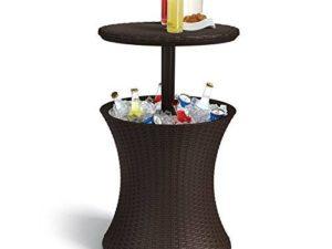 Столик-холодильник Rattan Cool Bar